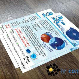 Panfleto Caixa Clean